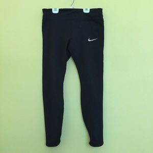 053e117c0cb9f1 Nike Pants | Nwot Drifit Full Length Running Leggings Xl | Poshmark